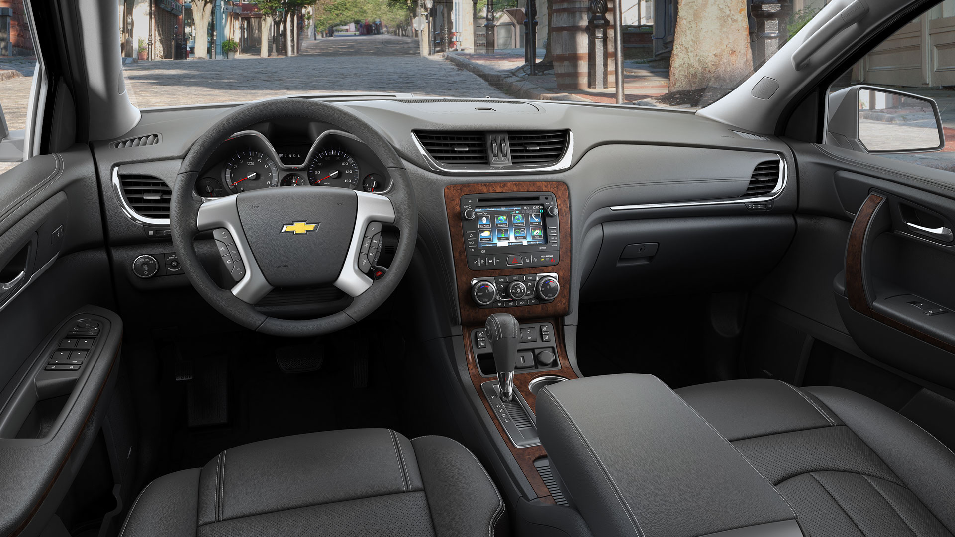 Chevy Traverse LS AWD – Auto Fest Leasing